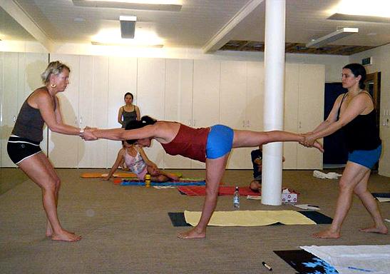 Posture clinics